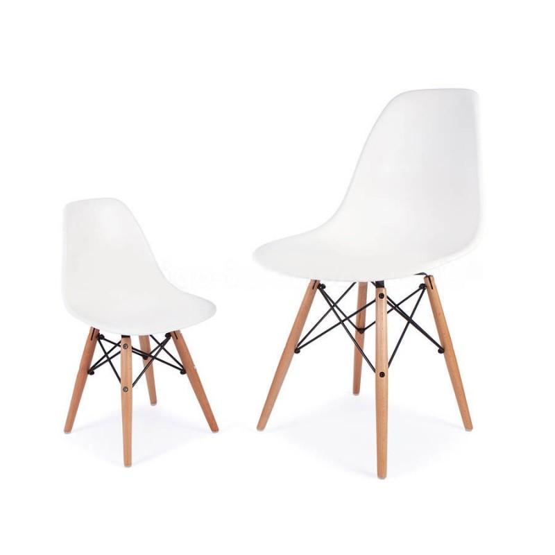 Silla mini eames style - Studio style sillas ...