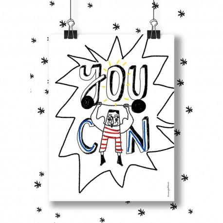 LÁMINA YOU CAN