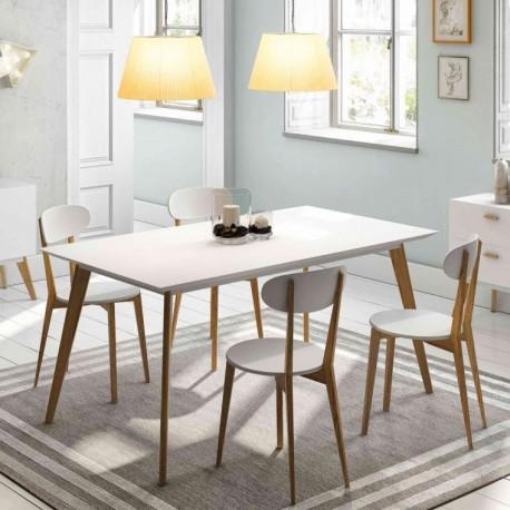 mesas de comedor, mesas estilo nordico, mesas diseño nordico ...