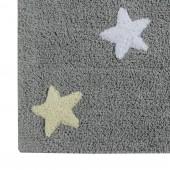 ALFOMBRA TRICOLOR STARS LORENA CANALS