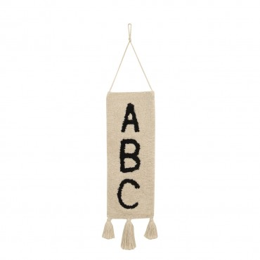 COLGANTE DE PARED ABC