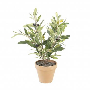 OLIVO PLANTA ARTIFICIAL FLOWER