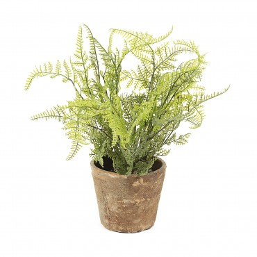HELECHO PLANTA ARTIFICIAL FLOWER
