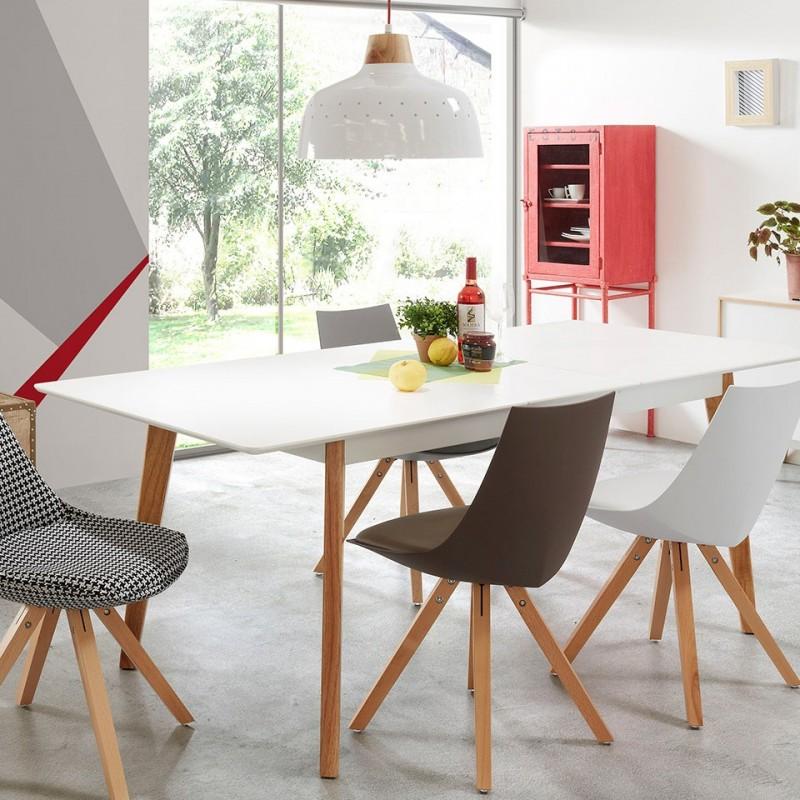 Mesas de comedor mesas estilo nordico mesas dise o for Mesa comedor estilo nordico