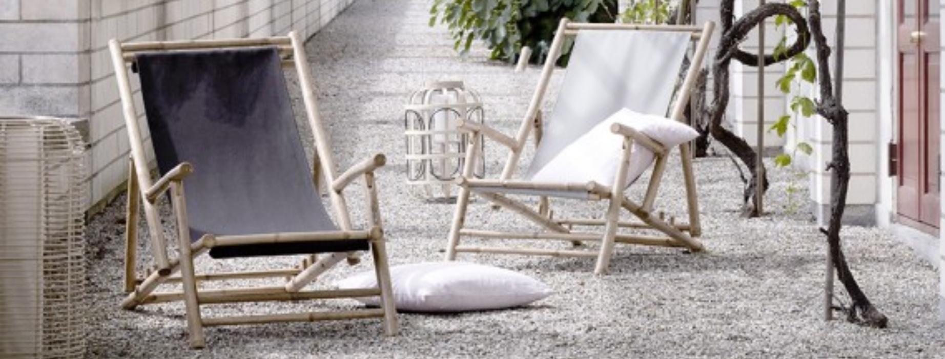Los muebles que no pueden faltar este verano en tu terraza o jardín tumbonas